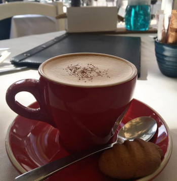 Explore It All Foodie Blog: Dutch East Coffee