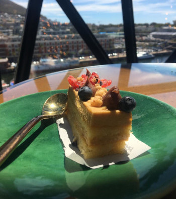 Explore It All Foodie Blog: The Granary Cafe cake