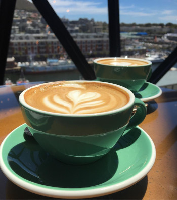 Explore It All Foodie Blog: The Granary Cafe coffee