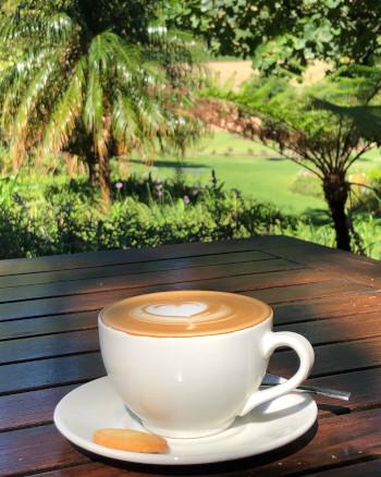 Explore It All Foodie Blog: Rhebokskloof Coffee