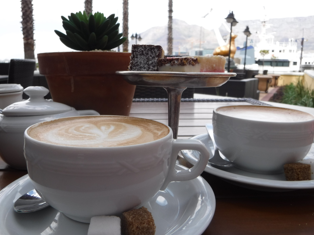 Explore It All Foodie Blog: The Table Bay Hotel
