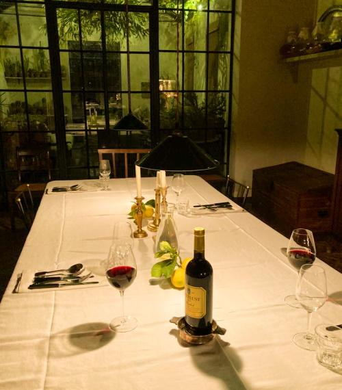 Explore It All Travel Blog: Jonkmanshof dining4