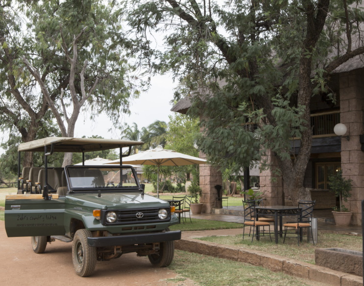 Explore It All Accommodation South Africa: Zebra Country Lodge3