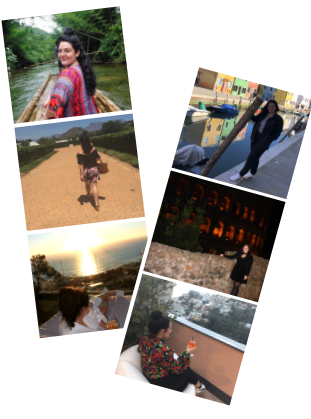Explore It All Travel Blog photo strip